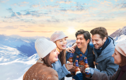 Asia Pacific Breweries launched Edelweiss in Singapore this year