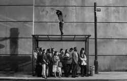 Greg Greenberg of TBWA\Media Arts Lab made the top 10 for his work on Apple's 'Bounce' spot