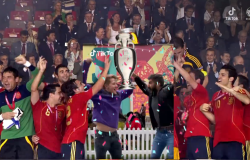 'Where Fans Play' is TikTok's first work celebrating its partnership with Euro 2020